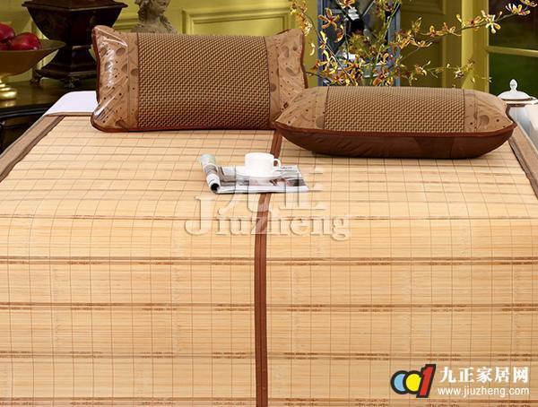 图解竹席的编法