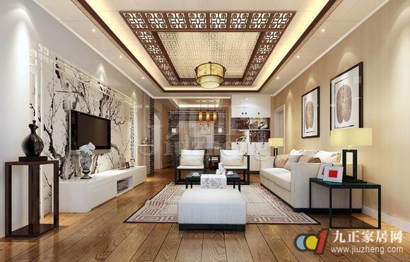 如果客厅的空间高度相当充裕