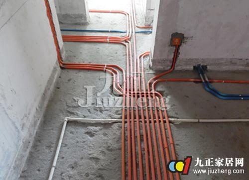 毛坯房水路改造注意事项  第五,现在卧室改造,卧室电路的改造可以节约