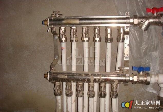地暖安装工具 步骤