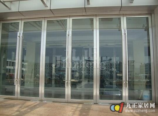 不锈钢玻璃门怎么安装 不锈钢玻璃门的价格