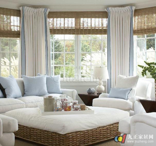客厅窗帘颜色怎么选 客厅窗帘选购注意什么