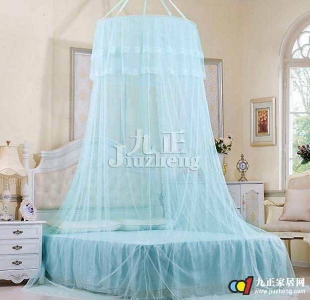 宫廷蚊帐如何安装 蚊帐怎么清洁
