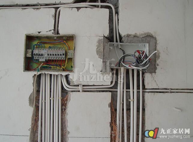 随着弱电需求的增加,弱电线路将会日益庞杂