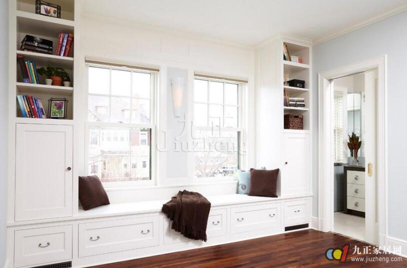 飘窗怎么装修 飘窗装修的注意事项图片