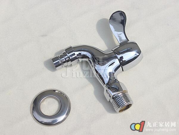 洗衣机水龙头如何选购 洗衣机水龙头的安装方法
