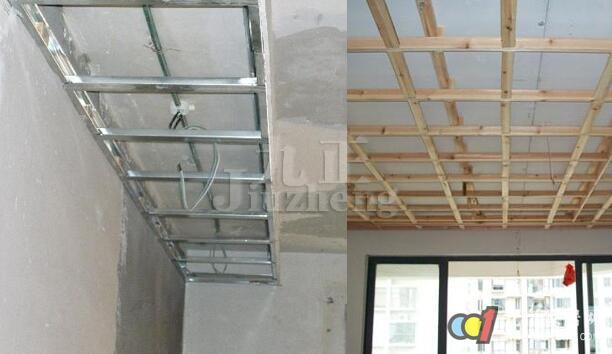 木龙骨的挑选方法 客厅木龙骨怎么吊顶