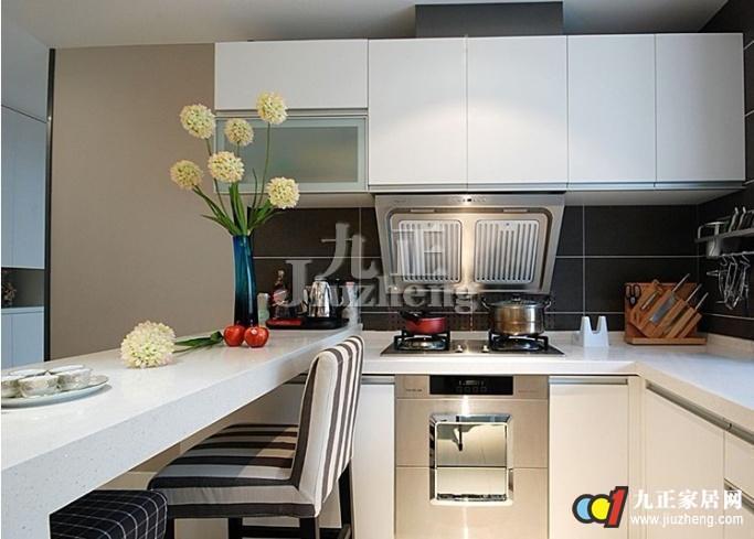 小厨房样板间有哪些种类 小厨房样板间装修方法