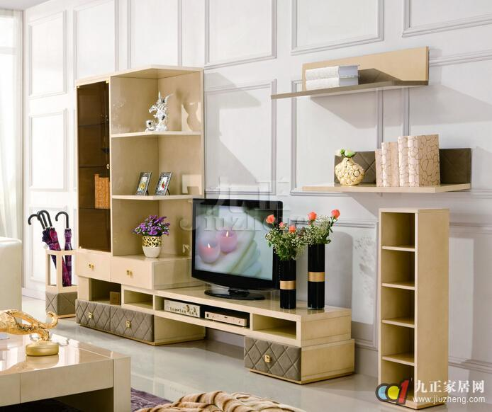 细木工板电视柜