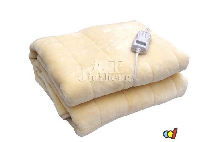 电热毯使用方法