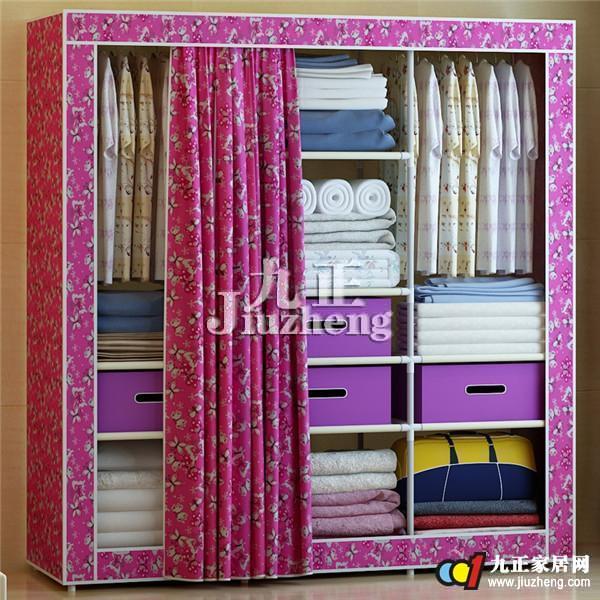 布衣柜怎么选 布衣柜安装方法