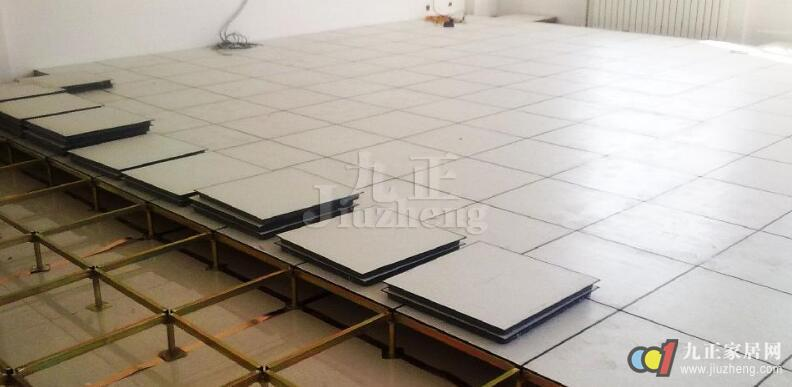 什么是防静电地板 防静电地板的分类