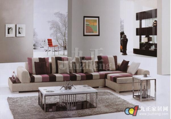 布艺沙发罩有哪些制作材料 布艺沙发套清洗方法