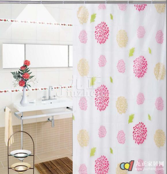 浴帘什么材质好 浴帘选择要点有哪些