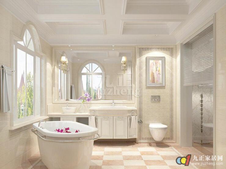 卫生间装修步骤 卫生间设计尺寸规范