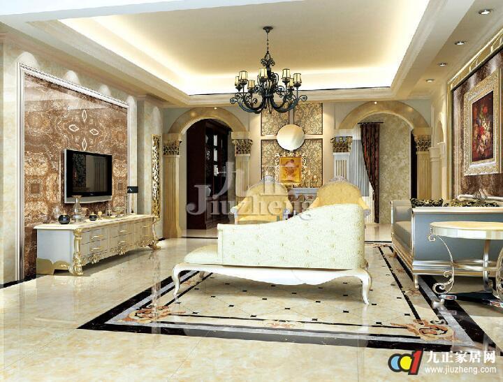 装修中瓷砖是必不可少的主要建材之一,客厅地板、厨房、卫生间、阳台等多处空间都常得用到它。瓷砖铺贴是泥瓦工程中的重要工序。贴瓷砖时施工的工艺有讲究,好的工艺,不仅能令你的室内空间美观灵动,更能为你省下不少钱,因此,铺贴瓷砖很重要,在铺贴过程中也是需要注意些问题的,下面,九正家居网为大家讲述下瓷砖铺贴方法和铺贴注意事项,希望可以帮助到大家。 瓷砖铺贴施工原则 1、在铺设瓷砖之前,我们要对购买砖的尺寸和地面的尺寸进行提前预排。 2、按照同一个房间里,横向或者纵向半块砖不可以超过一行,而且半块砖要留在将来要放家具