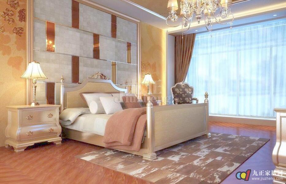 石膏板吊顶 把石膏吸音板应用在小卧室装修中能