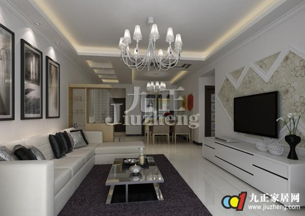 家庭欧式风格客厅