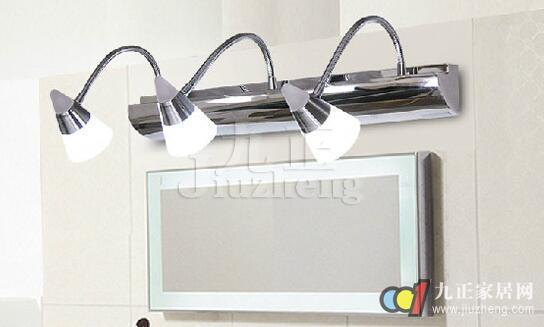 镜前灯光源的种类 镜前灯如何选购