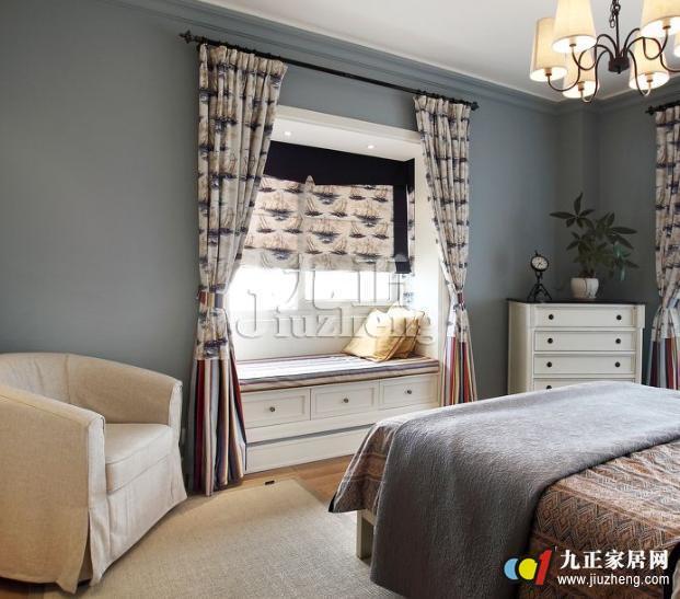 飘窗窗帘怎么选 飘窗窗帘如何安装
