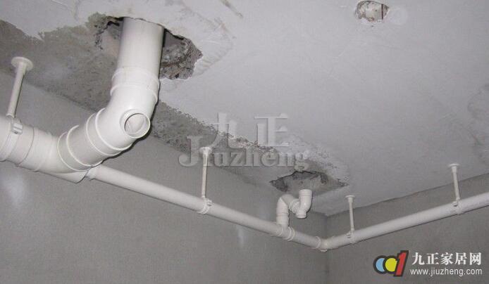 卫生间排水管的材质 卫生间排水管安装注意事项