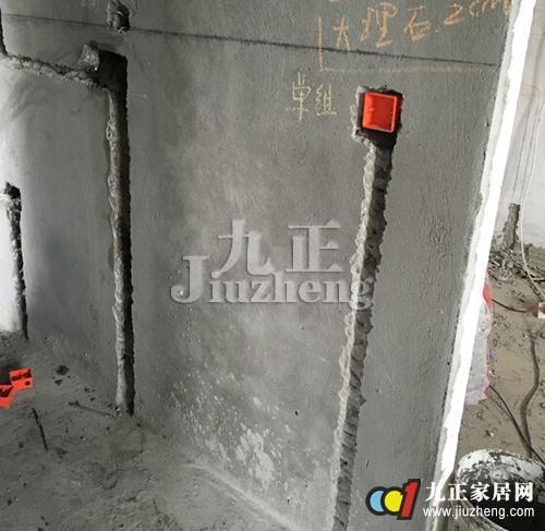 房屋电路图预埋管