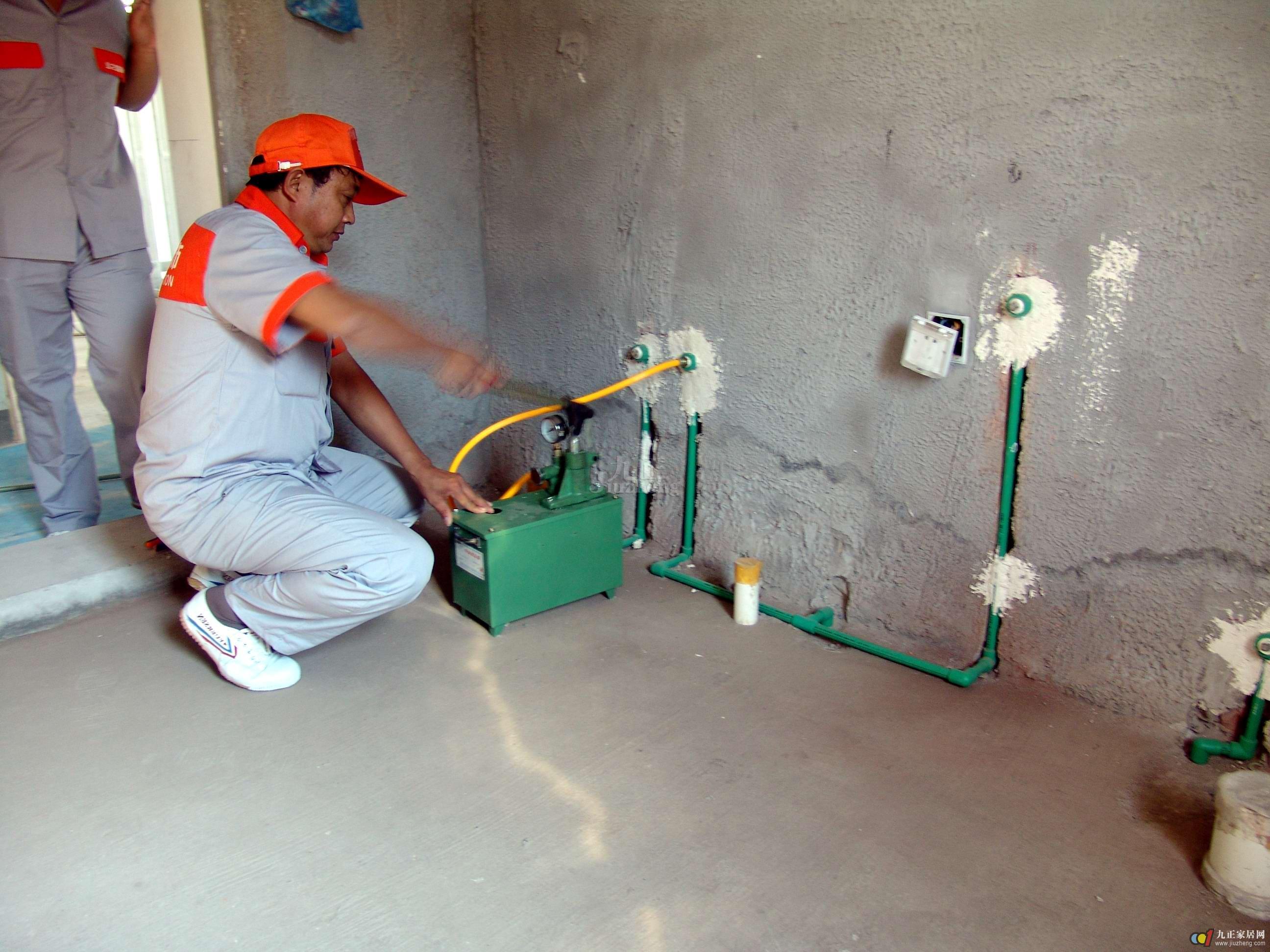 怎样验收电路 电路工程验收三步走 - 装修知识 - 九正