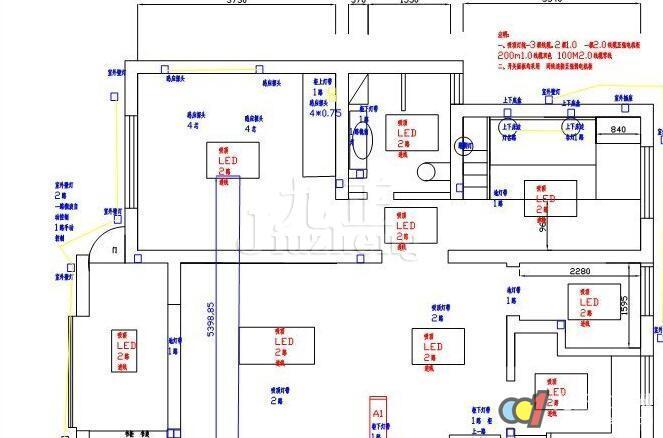 水电工程 弱电施工材料有哪些 弱电施工流程  弱电施工流程 其实家装