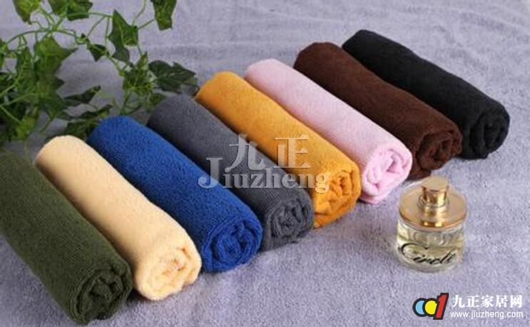 超细纤维毛巾的优点