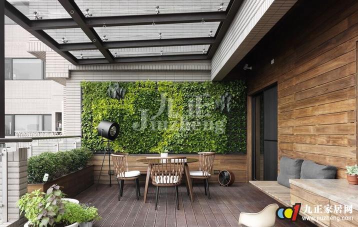 阳台布置禁忌   客厅阳台现在有些时尚风格的住宅,尤其那些欧洲风格的