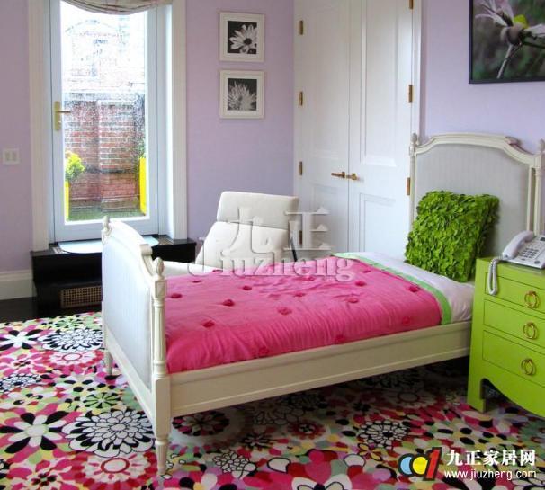 女生卧室怎么装修好看