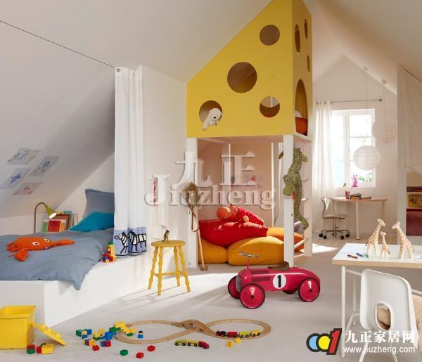 儿童卧室如何装修设计