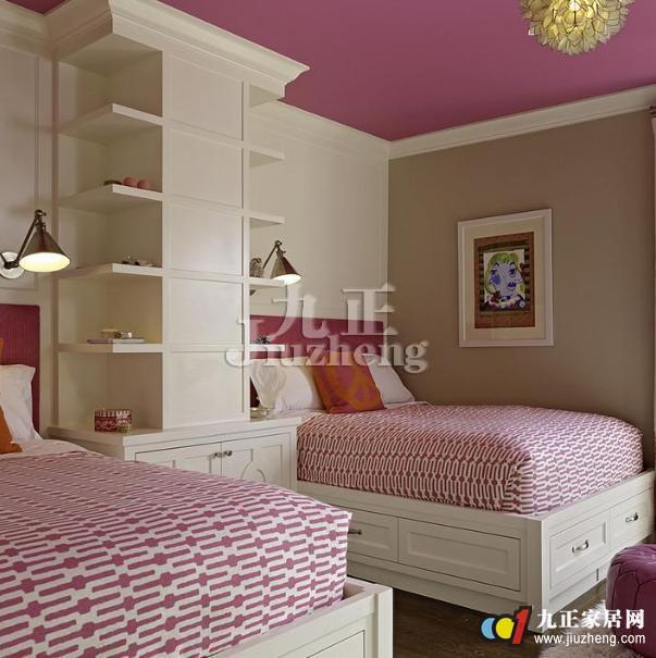 儿童卧室如何设计
