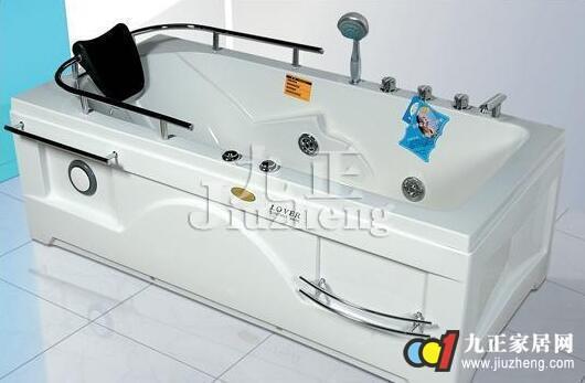 选购按摩浴缸三大关键