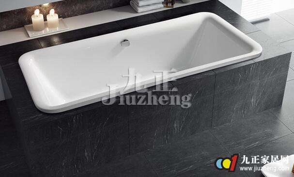 嵌入式浴缸安装注意事项有哪些