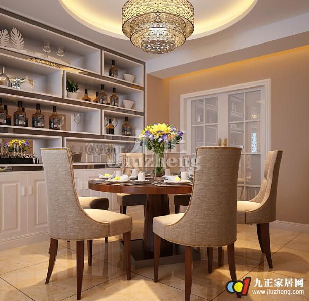 小餐厅怎么设计