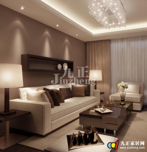 正方形客厅如何设计