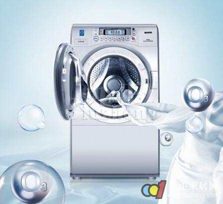 变频洗衣机原理:变频洗衣机按下开关