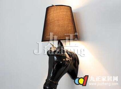 床头壁灯的安装方法
