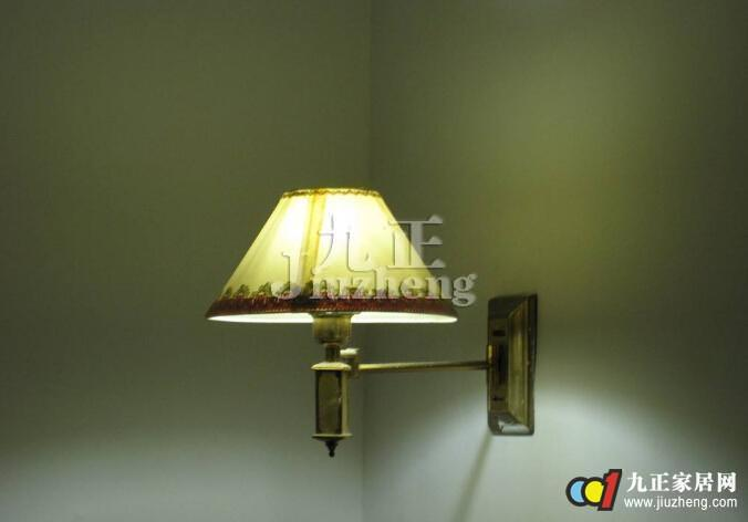 壁灯适合安装在什么地方 有什么要注意的吗