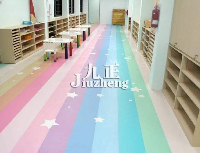 儿童专用地板