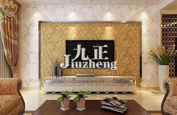 硅藻泥墙面装饰