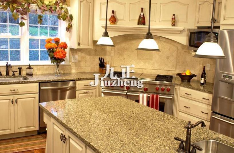 厨房橱柜选择什么颜色好?