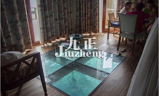 玻璃地板怎么安装?有什么要注意的吗?