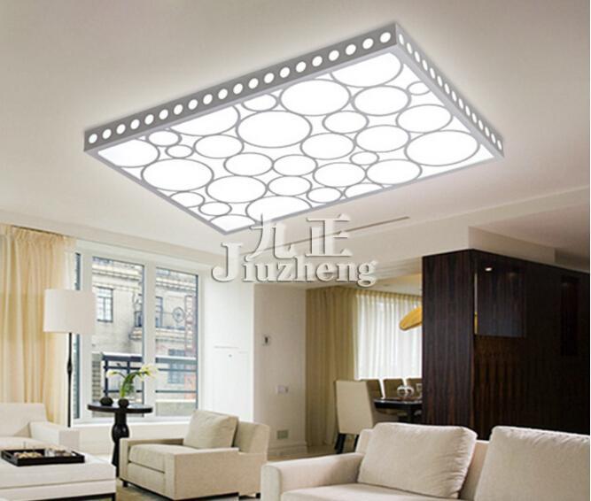 吸顶灯选购注意事项有哪些 客厅吸顶灯的种类与安装方法