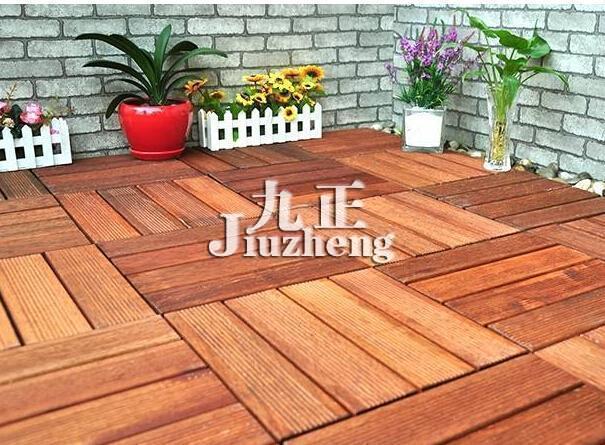防腐木地板的规格是怎样的呢?