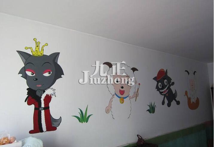 墙体彩绘怎么画 墙体彩绘的好处与保养方法