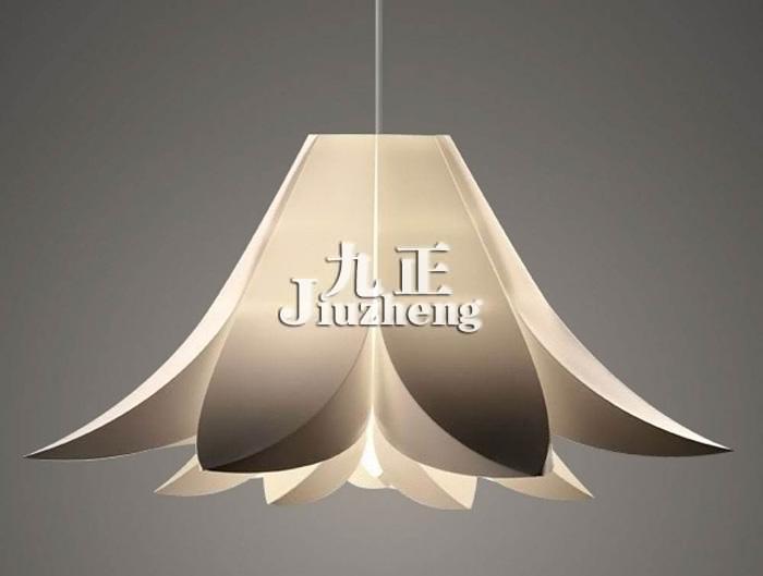 灯罩塑料模设计