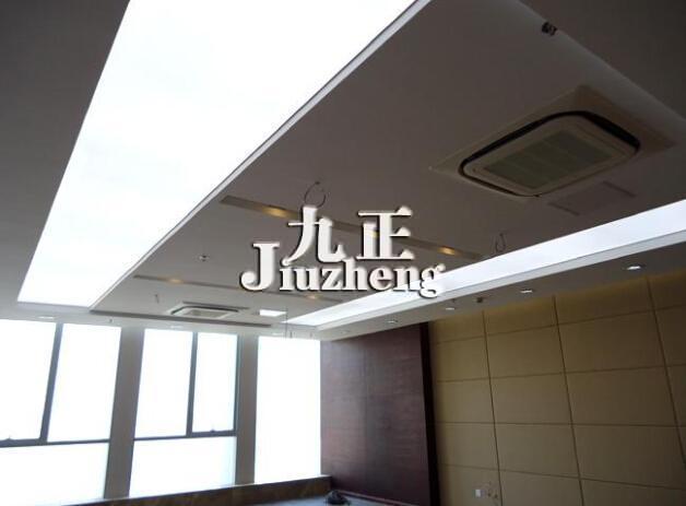 软膜天花是一种从国外引的室内装饰材料 如何安装