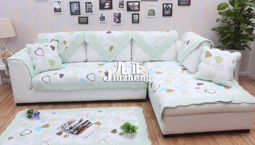 组合沙发沙发垫怎么铺?